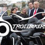 Trump gillar verkligen sina Bikers!